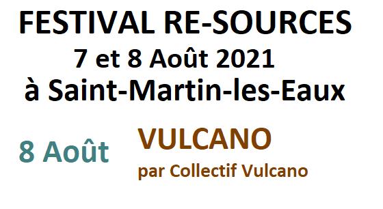 Vulcano par Collectif Vulcano