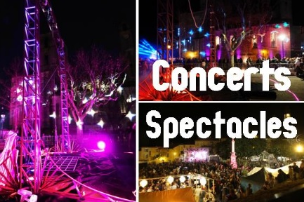 Concerts / Spectacles
