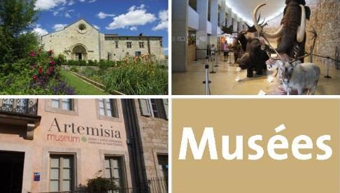 Musées / Visites guidées