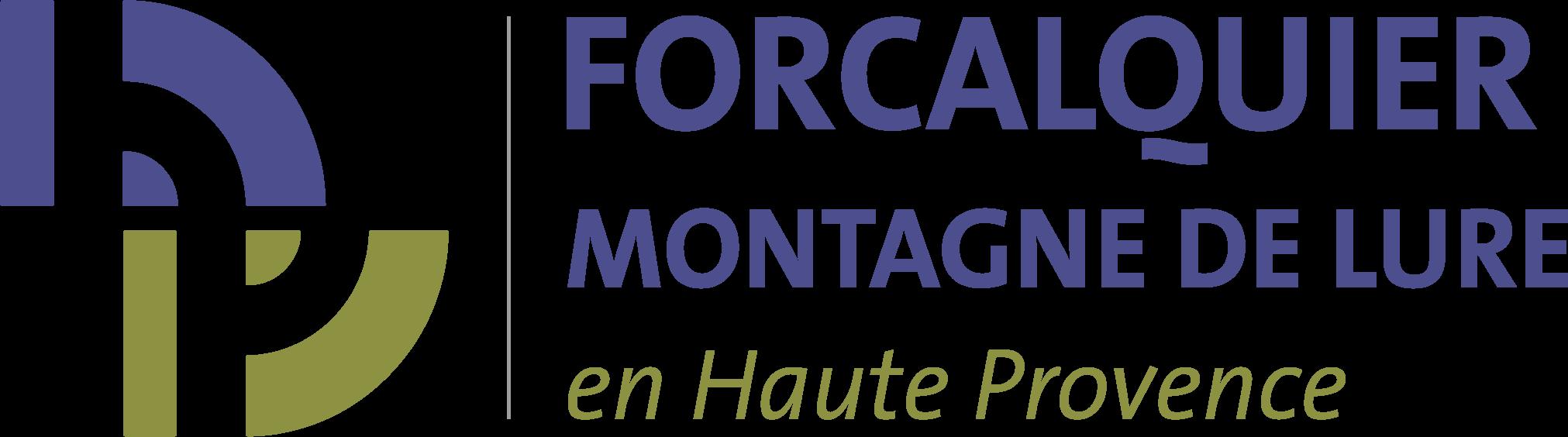 Logo de Forcalquier Lure